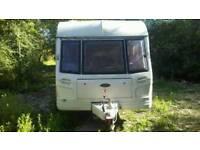 4 Berth Touring Caravan Coachman Genius 1998