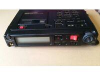Marantz pmd650 portable minidisc