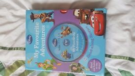 Boys Disney book and cd for sale