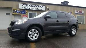 2014 Chevrolet Traverse LS-Back Up Camera-1OWNER OFF LEASE-8 PAS