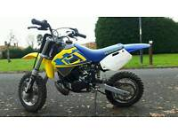 Husqvarna Husky Boy 50 kids dirt bike motocross