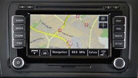 VW RNS 510 Sat nav