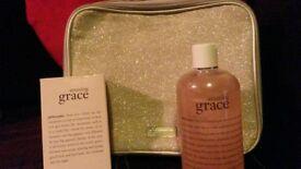 Philosophy Amazing Grace Perfume and shower gel set