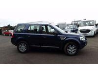 2009 (59) Land Rover Freelander 2 Blue