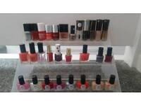 29 x nail polish