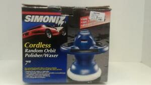 Simoniz Cordless Polisher (1) (#51387) (SR918481) We Buy and Sell New and Used Tools!