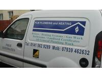 (Plumber) P.L.M. Plumbing and Heating GAS SAFE BEST RATES