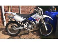 Yamaha wr 200 enduro