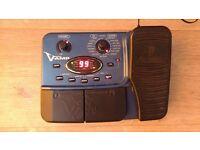 Behringer X V-Amp Effects Pedal