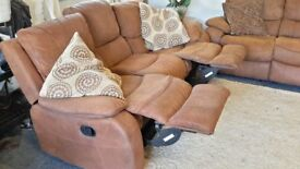 (Available) Recliner Suite Sofa Settee 24 ~ Can Deliver