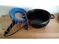 Remoska cooker - ideal for caravans n motorhomes