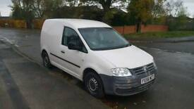 VW CADDY 1.9TDI 2006