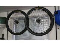 2017 Hope Tech Enduro Pro 4 MTB wheels