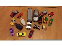 Small car collection