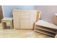 TV Cabinet, Media Unit and Tables