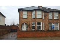 FOR SALE 4 Bedroom semi detached house, Queens Park Bedford OPEN TO OFFERS