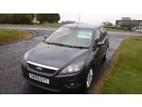 FORD FOCUS 1.6 ZETEC TDCi,2009,Alloys,Air Con,Cruise Control,Full Service History,Very Clean Car