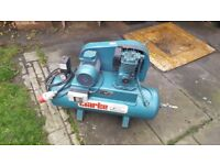 Clarke air compressor 50 litres 3 phase