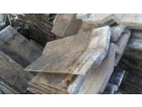 Roof Tiles - over 300, cheap.