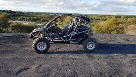 Quadzilla 500 rl road legal buggy