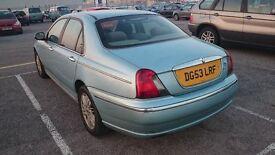 Rover 75 Diesel Auto 2.0 CDT Club SE 2003 - £900 [BMW engine model]