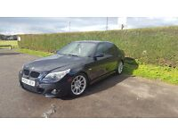 BMW 525D M Sport 2006y LOW MILAGE 96K and 2 previous owners