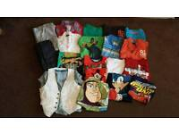 Boys clothes bundle aged 4-5 years