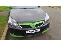 Vectra c xp front bumper and skirts