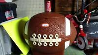 Little Tikes Football Toy Box / Toy Chest