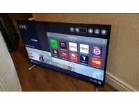 LG 55-inch Smart 4K ULTRA HD LED TV,built in Wifi,Freeview & FREESAT HD,Netflix,EXCELLENT CONDITION