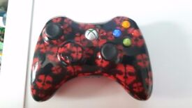 Xbox 360 wireless custom controller