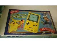 Pokemon Nintendo Japanese mini magazine
