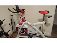 PowerTech Max 5500 Racing Style Exercise Bike