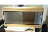 Vivarium 4ft x 2ft x 2ft