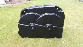 Hard cover Bike Box (Hardcase, Cycling, Travelcase)