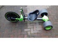 Huffy Green Machine Go Kart