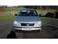 VW POLO - 2002 - 3 door - Great Condition