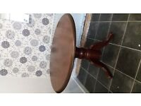 Mahogany Dining Table only -