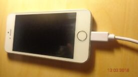 iphone 5s white 16gb (Unlocked)