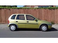 Corsa - great cheap car 10 months MOT