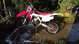Yz 250 2t Mint Condition Race Ready Loads Of Upgrades Not