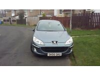 Sell or swap 05 plate Peugeot 407