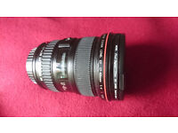 Canon 17-40 f4 L Lens Boxed Complete