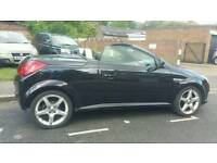 SUMMER BARGAIN! Vauxhall Tigra Exclusiv 1.8 Covertible Top of the Range 87k Miles
