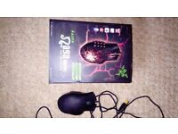 Razer Naga Molten Edition Gaming Mouse