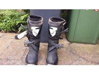 Thor blitz boots size eu 45.5