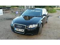 Audi A3 1.9 tdi sportback low milage £30 Tax