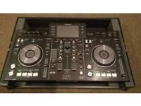 Pioneer DJ XDJ RX with Gorilla flight hard Case