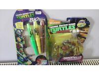 Teenage Mutant Ninja Turtles Set