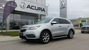 2014 Acura MDX Elite Was $43,999 Now $39,991, 360' Camera, Ultr
